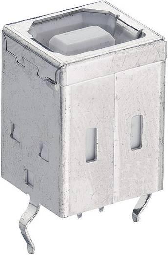 Lumberg 2411 01 USB-2.0-stekker Inbouwkoppeling type B, staand, SMT Bus, inbouw verticaal 1 stuks