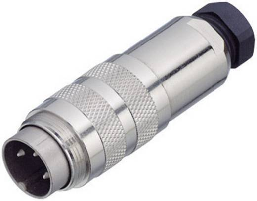 Miniatuur ronde stekker, serie 423 Kabelstekker met afschermring Binder 99-5105-15-03 IP67 Aantal polen: 3 DIN