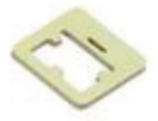Binder 16-8107-000 Vlakdichting voor magneetventielconnector uitvoering C serie 235 Beige Inhoud: 1 stuks