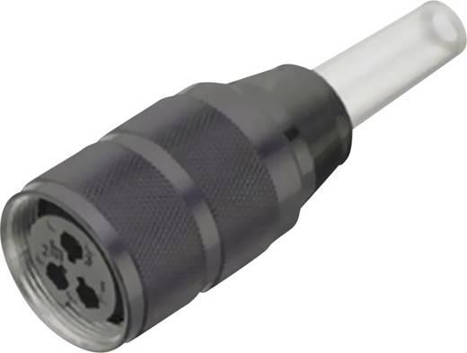 Ronde connectoren met schroefdraadsluiting Kabeldoos Binder 09-0042-00-07 IP40 Aantal polen: 7