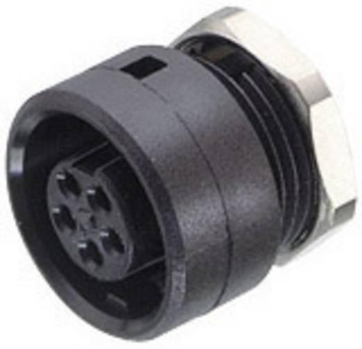 Subminiatuur ronde stekker serie 710 Flensstekker Binder 09-0978-00-03 IP40 Aantal polen: 3
