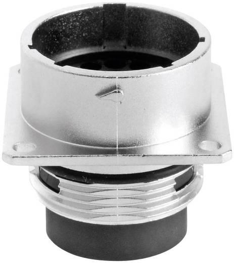 Apparaatsteker - serie RT360 Vierkante flens Aantal polen: 23 RT0018-23PNH Amphenol