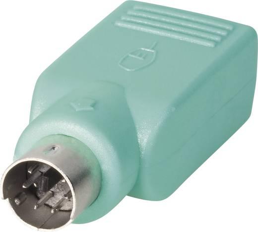 BKL Electronic 10120278 USB-adapter USB-bus type A op mini-DIN-koppeling 1 stuks