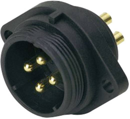IP68-connector serie SP2113 / P 9 Flensstekker voor frontmontage Weipu SP2113 / P 9 IP68 Aantal polen: 9