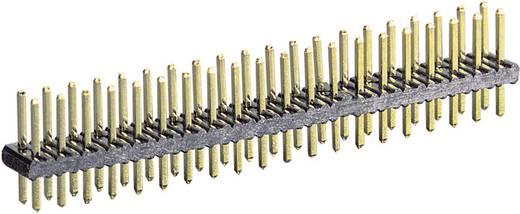 Male header (standaard) Aantal rijen: 2 Aantal polen per rij: 20 BKL Electronic 10120402 1 stuks