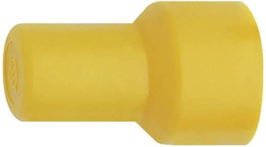 Eindconnector 4 mm² 6 mm² Volledig geïsoleerd Geel Klauke 1150 1 stuks