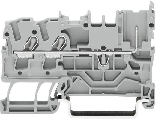 Basisklem 5.20 mm Veerklem Toewijzing: L Grijs WAGO 2022-1301 1 stuks