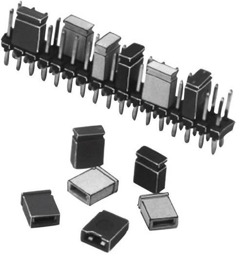 W & P Products 266-201-10-00 Kortsluitingsbrug Rastermaat: 1.27 mm Inhoud: 1 stuks