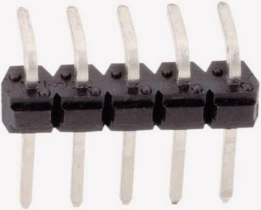 Male header (standaard) Aantal rijen: 1 Aantal polen per rij: 8 BKL Electronic 10120524 1 stuks