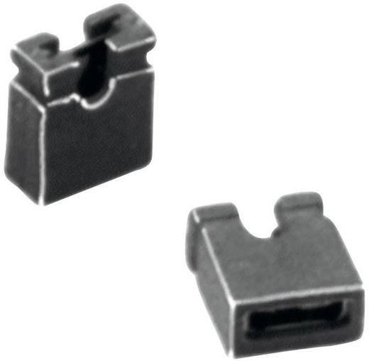 W & P Products 351-201-10-00 Kortsluitingsbrug Rastermaat: 2 mm Inhoud: 1 stuks
