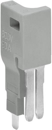 WAGO REDUZIERBRÜCKER GREY 285-430 Reduceerbrug, geïsoleerd 1 stuks