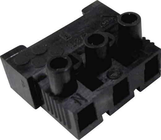 Adels-Contact 163 ST/3 DS Verbindingsklem Flexibel: -2.5 mm² Massief: -2.5 mm² Aantal polen: 3 1 stuks Zwart