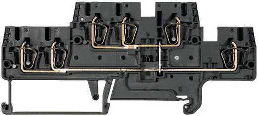 Duo-etageklem Fasis WKFN 2,5 E1/2/VB/35 zwart Wieland Zwart Inhoud: 1 stuks