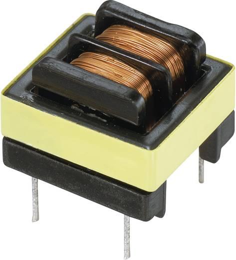Miniatuurtransformator Impedantie: 50 Ω Primaire spanning: 1.55 V Windingverhouding: 1:1 Inhoud: 1 stuks