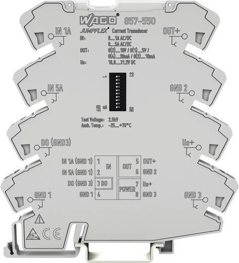 WAGO Stroommeetomvormer ~/= 0 - 1 A, 0 - 5 A