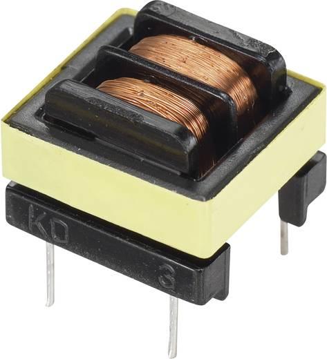 Miniatuurtransformator Impedantie: 670 Ω Primaire spanning: 1.55 V Inhoud: 1 stuks
