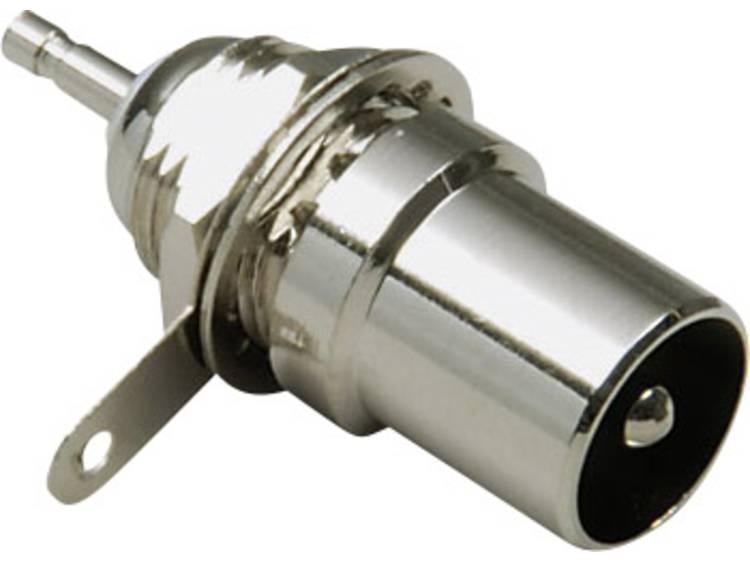BKL Electronic 0410008 Coax-inbouwstekker Antenne