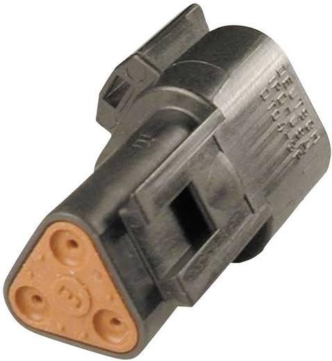 Connector DT-Serie Busbehuizing TE Connectivity DT 04-3P-CE02 IP68 Aantal polen: 3