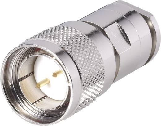 BKL Electronic 0416001 Twinax-connector Stekker, recht 105 Ω 1 stuks