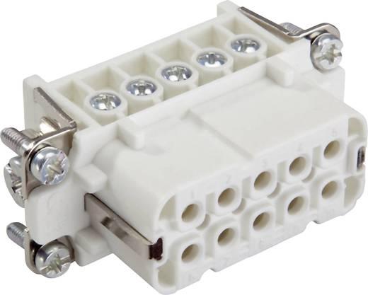 LappKabel 10441100 Businzetstuk EPIC® H-A 10 Totaal aantal polen 10 + PE 1 stuks