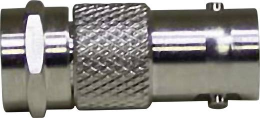 Conrad Components F-stekker - BNC-adapter BNC-bus 1 stuks