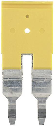 Dwarsverbinder ZQV 6/3 1627860000 Geel Weidmüller 1 stuks