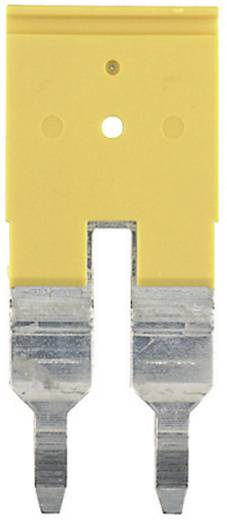 Dwarsverbinder ZQV 6/4 1627870000 Geel Weidmüller 1 stuks