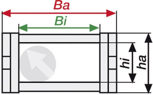 Energiedoorvoerketting E2 mini serie B15 B15.025.100.0 igus Inhoud: 1 stuks