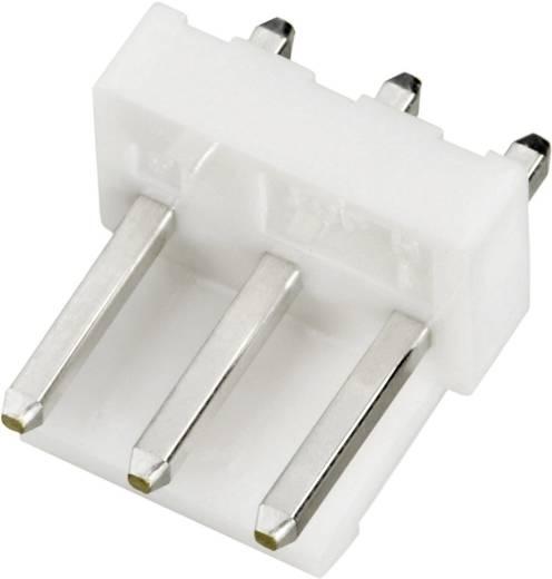 Male header (standaard) VH Totaal aantal polen 3 JST B3P-VH (LF)(SN) Rastermaat: 3.96 mm 1 stuks