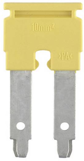 Dwarsverbinding ZQV 10/2 1739680000 Geel Weidmüller 1 stuks