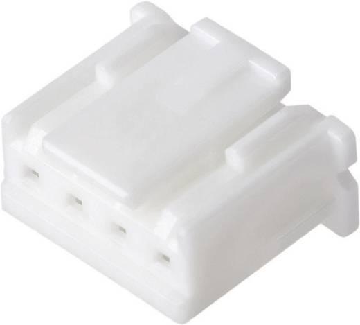 JST XAP-04V-1 Busbehuizing-kabel XA Rastermaat: 2.50 mm 1 stuks