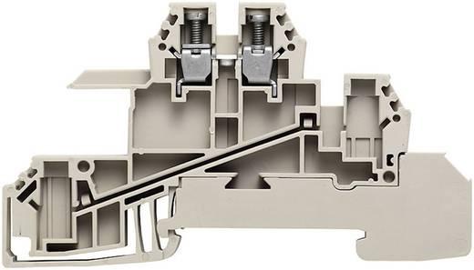 Verdeelaansluitblokken WDL 2.5 S voor de 10 x 3 mm verzamelrail WDL 2.5/S/L 1031300000 Grijs Weidmüller 1 stuks