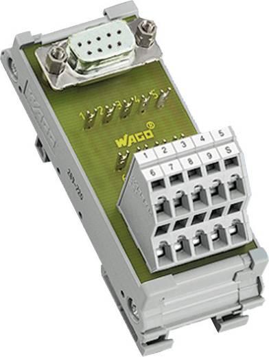 WAGO 0,08 - 2,5 mm² Aantal polen: 15 Inhoud: 1 stuks