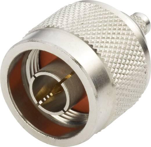 Amphenol N1121A1-NT3G-1-50 N-connector Stekker, recht 50 Ω 1 stuks