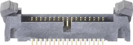 BKL Electronic Male connector Connector bijzonderheden: Met hendel kort Rastermaat: 1.27 mm Totaal aantal polen: 26 1 st