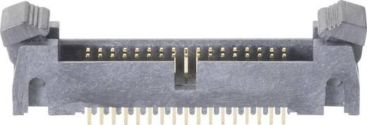 BKL Electronic Male connector Connector bijzonderheden: Met hendel kort Rastermaat: 1.27 mm Totaal aantal polen: 50 1 st