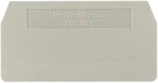 Weidmüller PAP PTR2.5/4/4AN Afsluitplaten Beige 1 stuks
