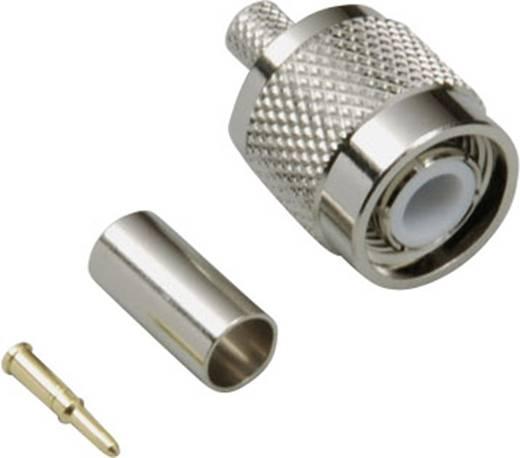 BKL Electronic 405170 TNC-connector Stekker, recht 50 Ω 1 stuks