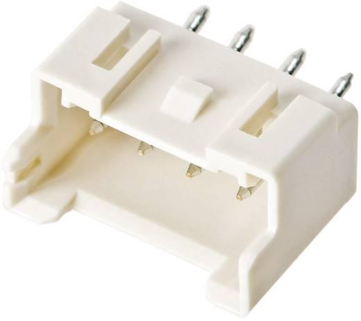 Male header (standaard) XA Totaal aantal polen 4 JST B04B-XASK-1 (LF)(SN) Rastermaat: 2.50 mm 1 stuks