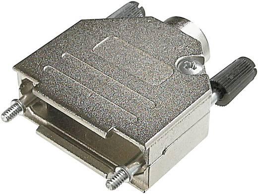 ASSMANN WSW AMET 15 RS D-SUB behuizing Aantal polen: 15 Metaal 180 ° Zilver 1 stuks
