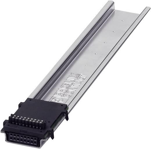 Phoenix Contact HBUS 71,6 -16P-1S BK DIN-rail-behuizing verbindingsstuk Polycarbonaat Zwart 1 stuks