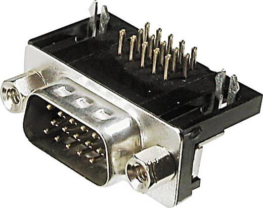 ASSMANN WSW A-HDS 44 A-KG/T D-SUB male connector 90 ° Aantal polen: 44 Solderen 1 stuks