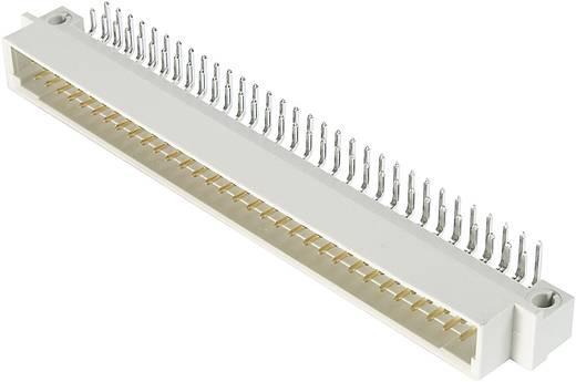 ASSMANN WSW A-BM32ABR Male connector Totaal aantal polen 32 Aantal rijen 2 1 stuks