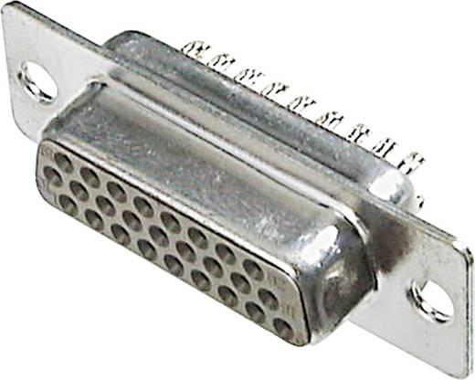 ASSMANN WSW D-SUB bus connector 180 ° Aantal polen: 26 Soldeerkelk 1 stuks