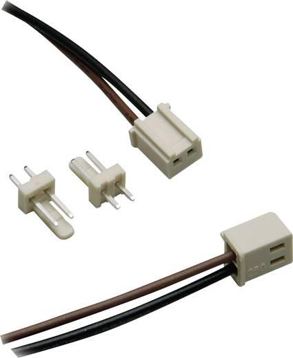 BKL Electronic 072510-O/2 Male header (standaard) Totaal aantal polen 2 1 set