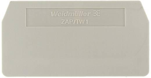 Weidmüller ZAP ZDU6-2 SW Afsluitplaten en scheidingswanden 1 stuks