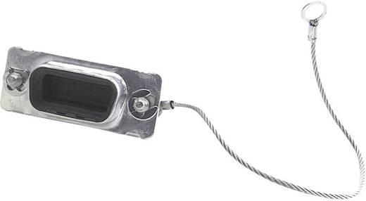 Conec 15-000110 Afdekkap Zilver 1 stuks