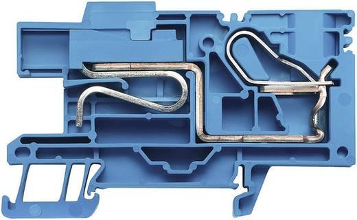 Weidmüller PNT 16 Nulleider-scheidingsklem PNT Blauw 1 stuks