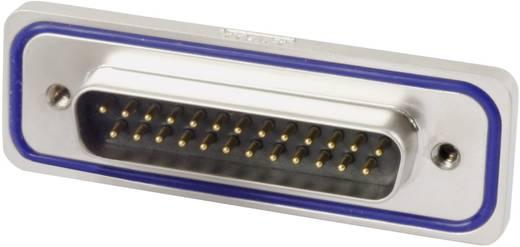 Conec 15-000593 D-SUB male connector 180 ° Aantal polen: 25 Soldeerkelk 1 stuks