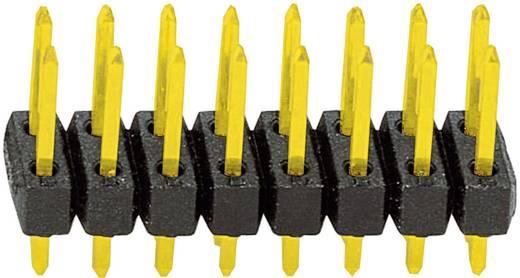 Male header (standaard) Aantal rijen: 2 Aantal polen per rij: 8 BKL Electronic 10120514 1 stuks